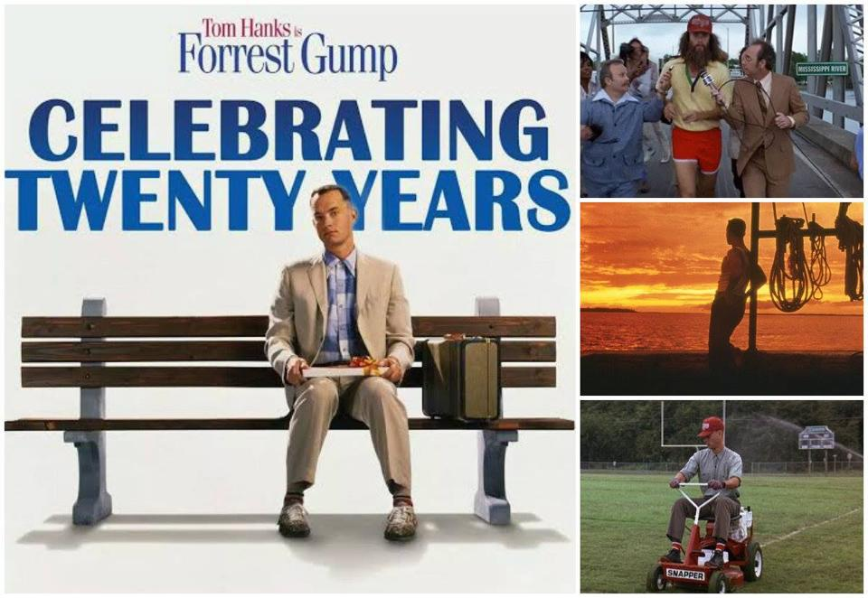 Highway 21 Drive In | Forrest Gump 20th Anniversary | Beaufort SC